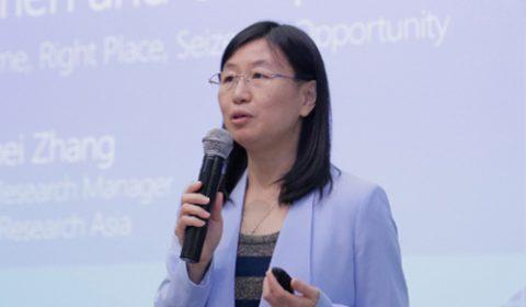 Image for 张冬梅:带领数据探索的梦之队