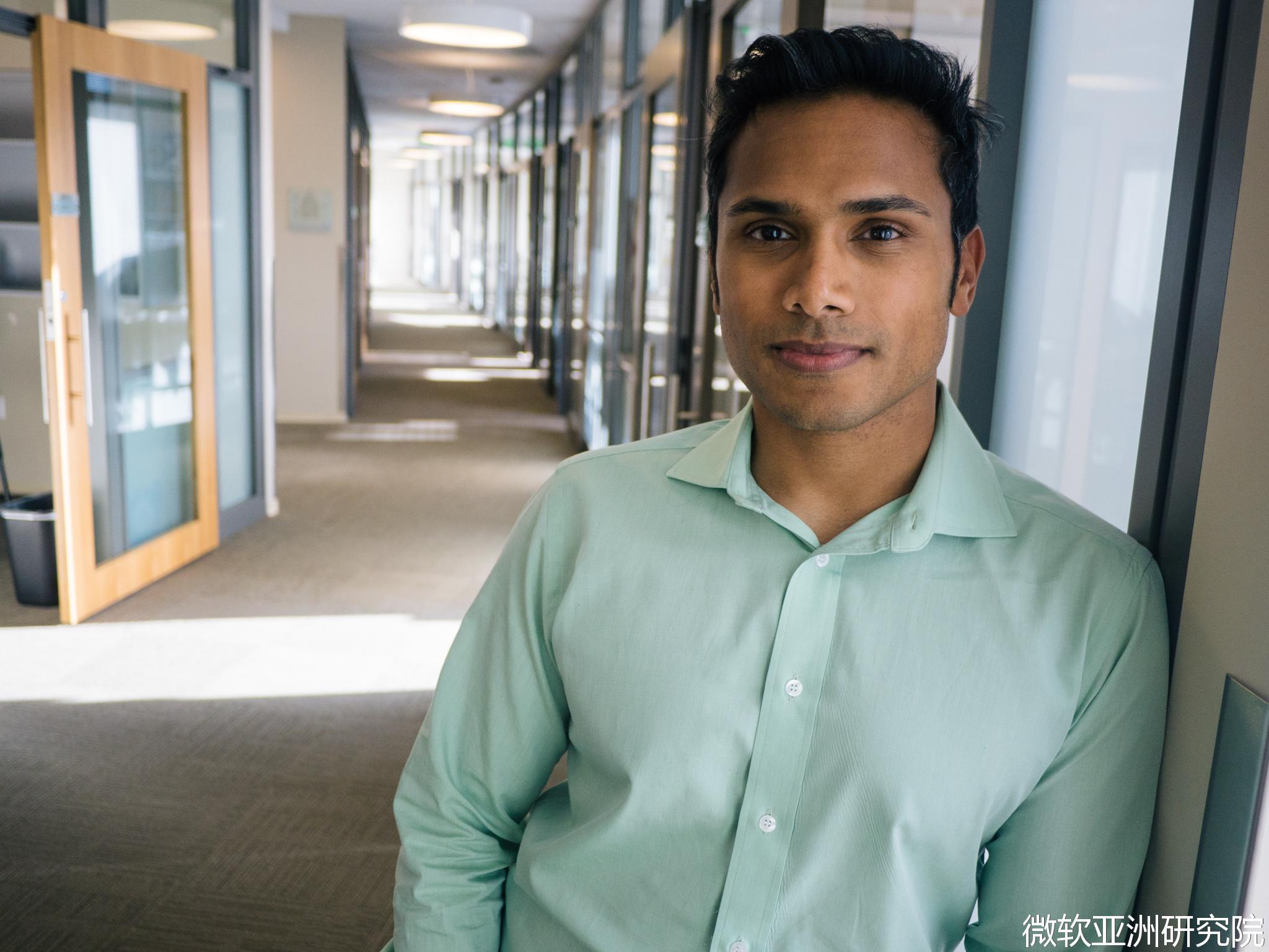 Rangan Majumder,微软必应搜索部门合作伙伴项目经理