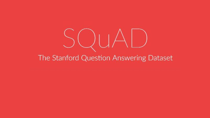 Image for 微软亚洲研究院机器阅读系统在SQuAD挑战赛中率先超越人类水平