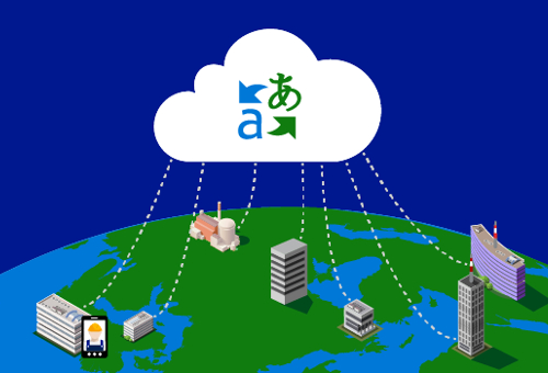 Image for Microsoft Translator 机器翻译