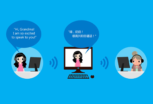 Image for Skype Translator实时语音翻译