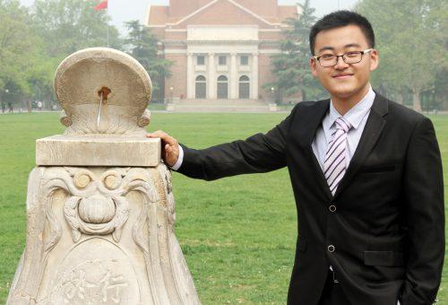 """Image for 曹越:超级奶爸、微软学者、清华特奖,快来看看他的""""人赢""""修炼秘籍"""