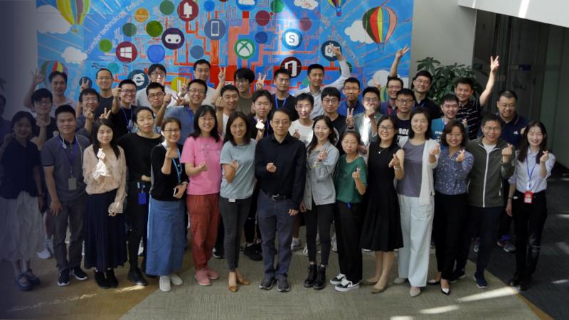 微软亚洲研究院星桥计划